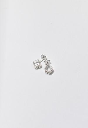 water cube pierce Silver