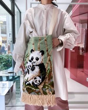 """BY CORPOCIRCUS original """"PANDA"""" shoulder  bag"""