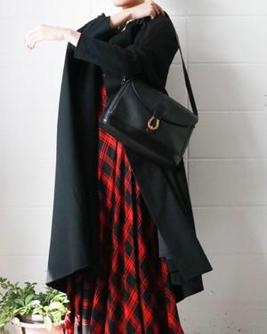 GUCCI black shoulder bag