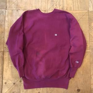 90s champion Reverse Weave Purple USA製 rw312