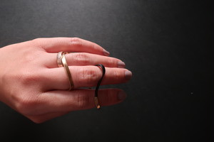 finger bangle 『2本指タイプペイントなし』