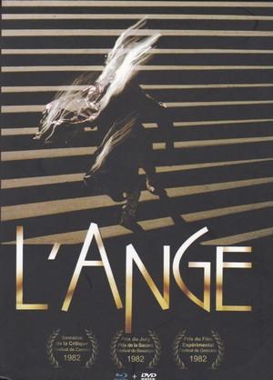 「天使/L'ANGE」DVD/Blu-ray
