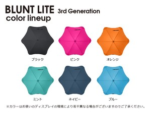 BLUNT LITE (ブラント ライト) -3rd Generation-