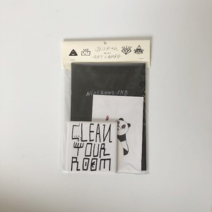 "DISKAH MINI ART COMB ""CLEAN YOUR ROOM"""