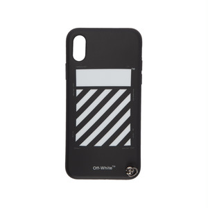 Off-White™  /  Diag iPhone X case / BLACK / 2019SS