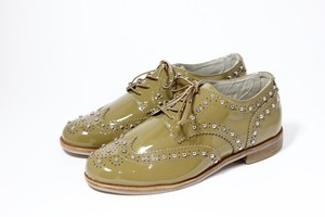 studs wing-tip(camel)