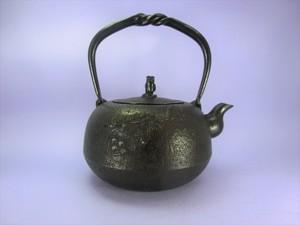 鉄瓶 丸南部松(中) 1.3L