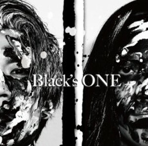 ジラフポット×LONE split single「Black's ONE」