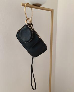【予約】three piece bag / black 12/10 21:00~再販 (12月下旬発送予定)