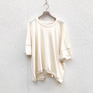 O project ss wide fit tee