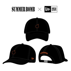 【限定100個】SUMMER BOMB x NEW ERA