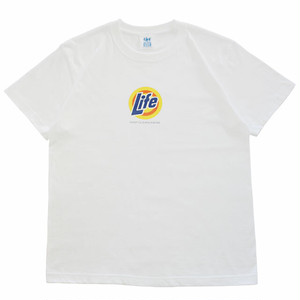 CLEANLINESS LOGO Tee / LIFEdsgn