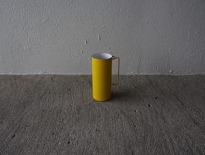 【黄色】Jens Quistgaard Pitcher DANSK イェンス・クイストガード ホーローピッチャー ダンスク