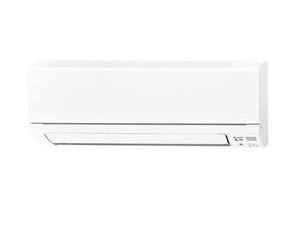 三菱 【エアコン】おもに6畳用 GEシリーズ(ピュアホワイト) MSZ-GE2218-W