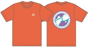 TRANS-4THCoast T-shirt (Orange)