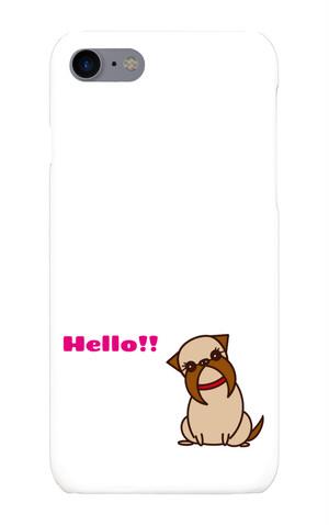 ブリュッセルグリフォン iPhone(スマホ)ケース