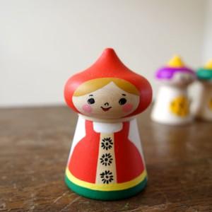 木製/女の子(箱付き)