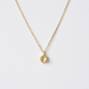 chamomile necklace (4col)