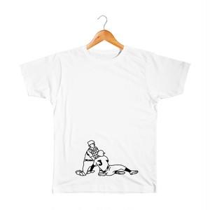 クロスプレー キッズTシャツ