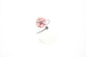有田焼リング flower 8