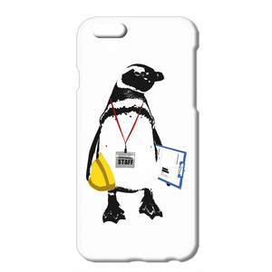 送料無料 [iPhone ケース] Staff Penguin 2