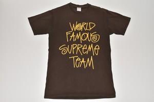 Supreme World Famous Tee