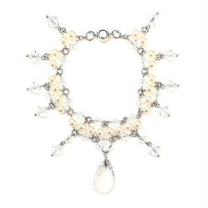 ウエディング ブレスレット Pearl-6106