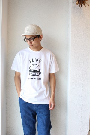 Honky Tonk  weac (ハンキー トンク  ウィーク) / I LIKE HAMBURGERS(アイ ライク ハンバーガー)