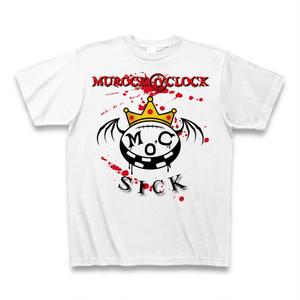 Tシャツ MO'C SICK BLOOD(ホワイト)