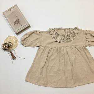 『翌朝発送』frill-neck one-piece〈ikii〉