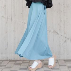 フレアマキシスカート/BU