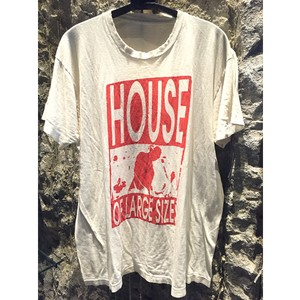 'HOUSE OF LARGE SIZES' PRINT TEE