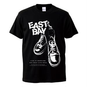 8ホールTシャツ / 黒
