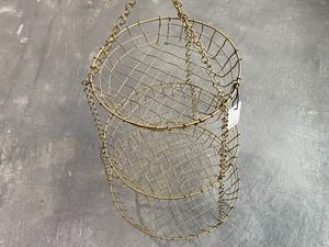 hanging wire basket