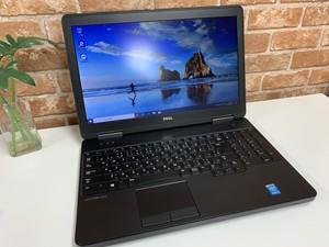 【ノートパソコン】Dell LATITUDE E5540 Intel(R) Core(TM) i5-4210U CPU @ 1.70GHz SSD250GB(a731)