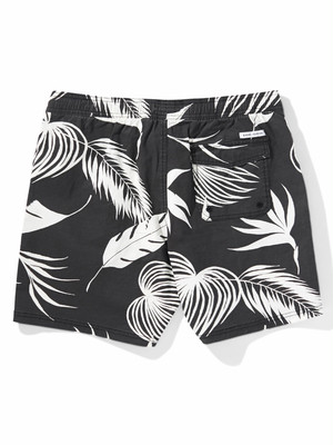 BANKS JOURNAL PRODUCE BOARDSHORT DIRTY BLACK 32インチ
