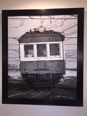 油絵10 : 限定商品 富士宮駅出発 在りし日の身延線クモハユニ44803