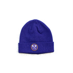 REI Marshmallow Patch Beanie