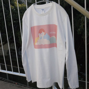 FUTARI Long Sleeve T-shirts <GIRLS>【Please see below for overseas】