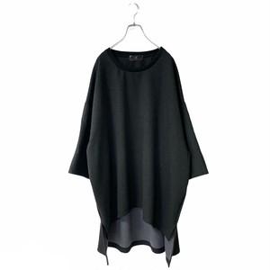 Slit-T-shirts1.2 (black)