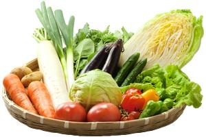 松橋ファームのお野菜セットLサイズ(5~6人分目安)