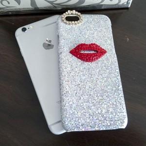 7022 3Dリップスマホケース(iphone6)