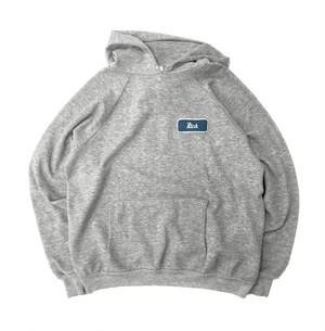 wanna studio / RICH Patch USED P/O HOODIE