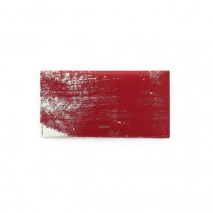 Wallet L -Red Strokes-