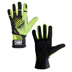 KK002744E059  KS-4 Gloves Fluo (yellow/black)