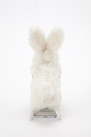 ZOOPY ウサギ ホワイト 【6s Plus/6 Plus】
