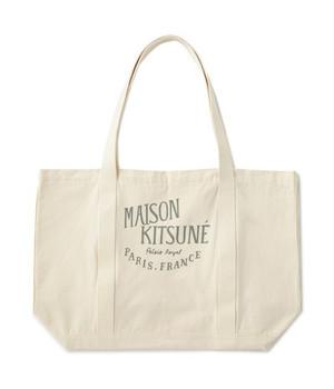 MAISON KITSUNE BAG PALAIS ROYAL / KUX-8655-B