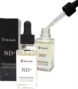 ND3(Natural Liquid Zeolite)