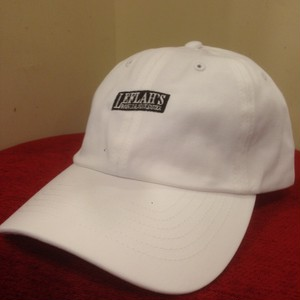 "LEFLAH / レフラー | Low-Cap "" Box Logo "" White"