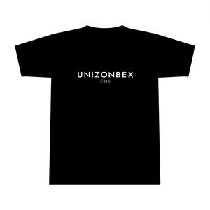 ロゴ ラウンドネックTシャツ EBIS(ブラック)